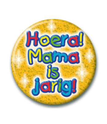 button mama is jarig
